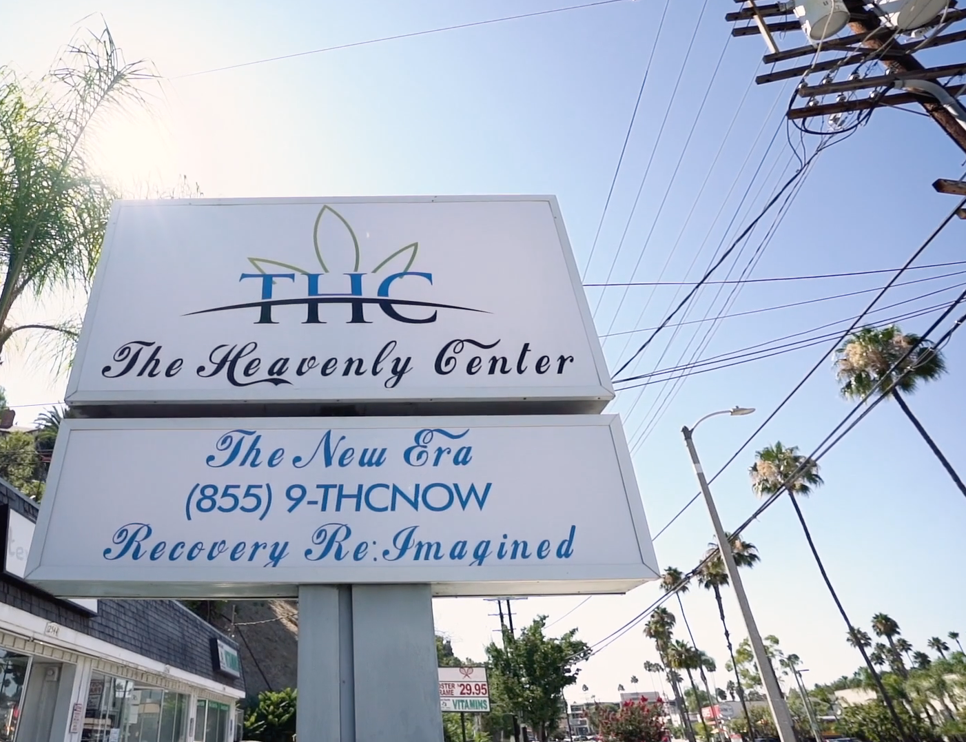The Heavenly Center